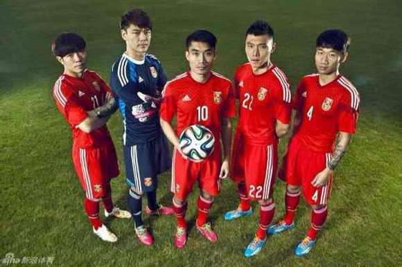 中国国家队主帅佩兰公布2014巴西世界杯大名