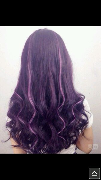 美美哒…… 一直想做,不过美那么长头发  哎图片