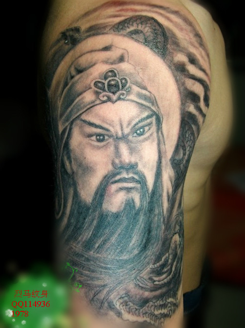 东平纹身图片图片