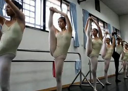 瑜伽美女 有什么不同