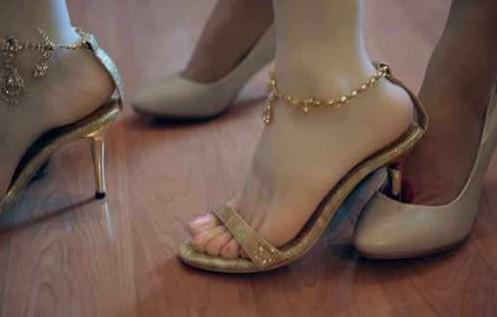 跟穿高跟鞋的女人打架的下场