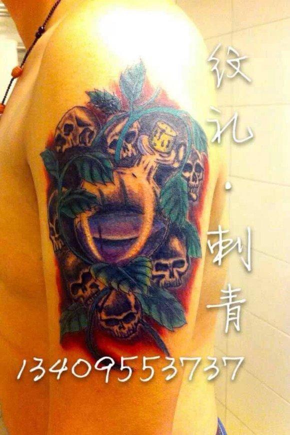 纹身吧_百度贴吧图片