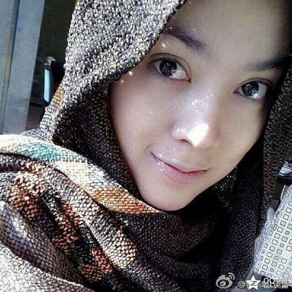 穆斯林美女歌手参加我是歌手比赛