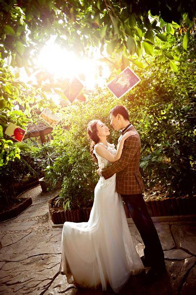 【热带雨林&love】天津凯瑟琳婚纱摄影 天津婚纱照图片