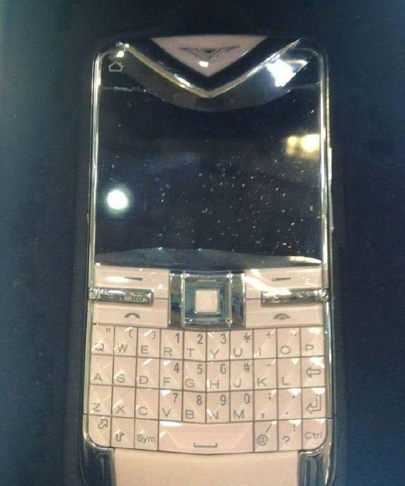 渣渣vertu手机,你们有?高清图片