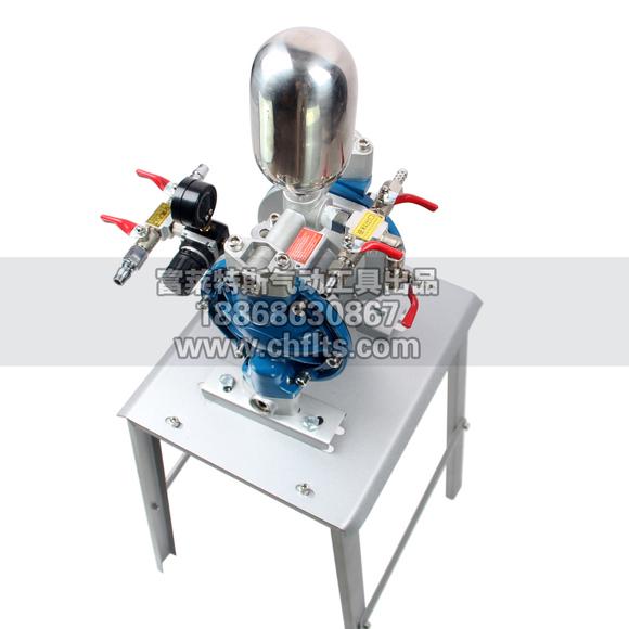 气动隔膜泵的工作原理图片