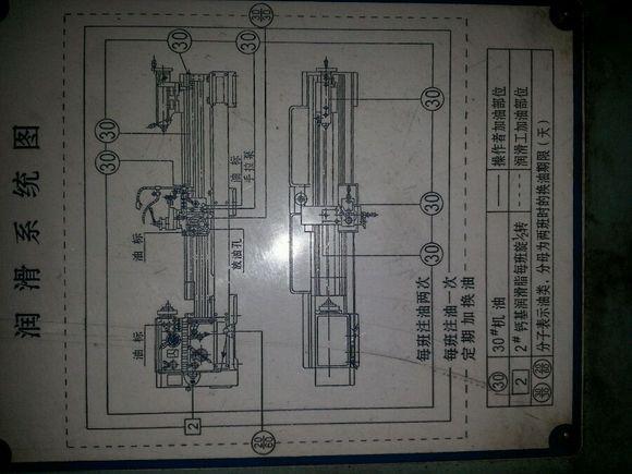 车床6280d液压离合器用什么油图片