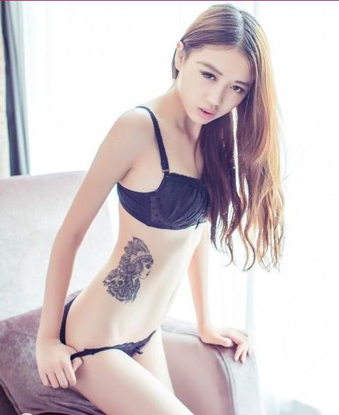 吧友福利!中国美女纹身大放送花臂