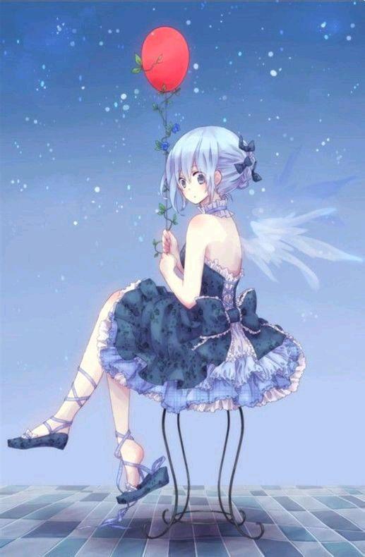 【求图】动漫精灵美少女