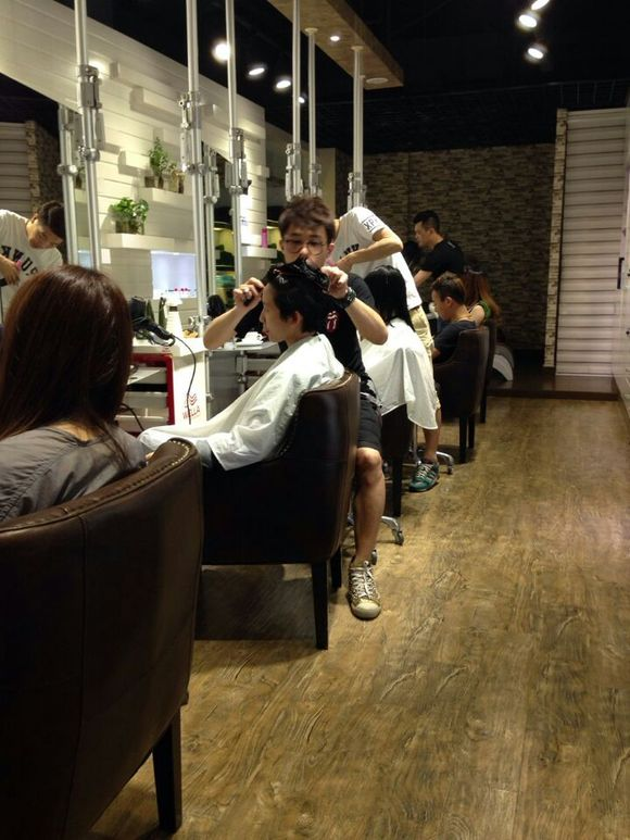 上海歌爱丝美容美发机构招聘学员图片