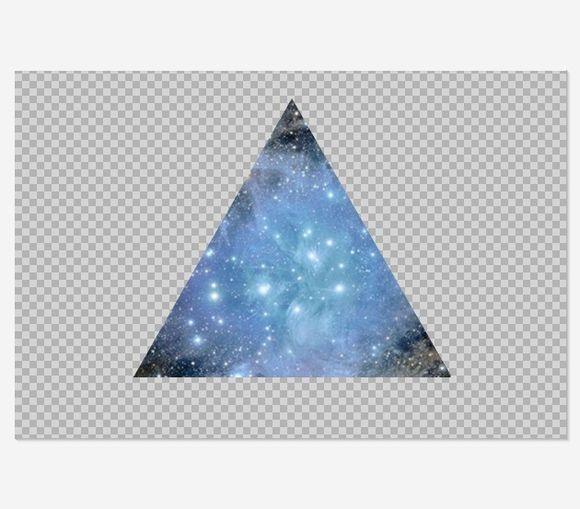 【转】图文教程如何用美图秀秀做各种镂空星空