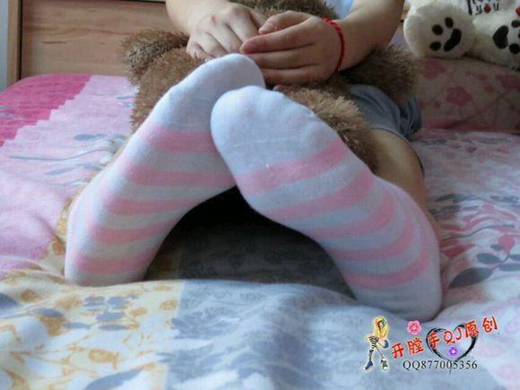 白袜 漂亮白袜女孩吧