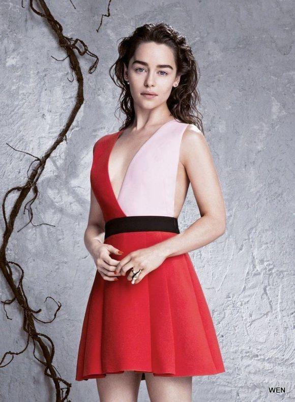 Emilia Clarke Boyfriend 2014