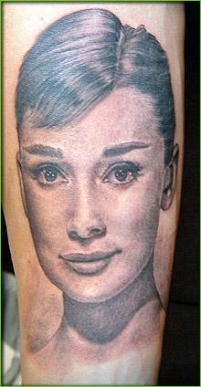 人物,肖像,纹身图片图片