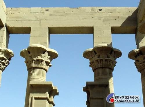 【zt】介绍四大文明古国之一的埃及风格图片