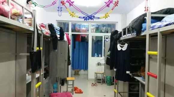 宿舍是几人间,_聊城大学东昌学院吧_百度贴吧图片