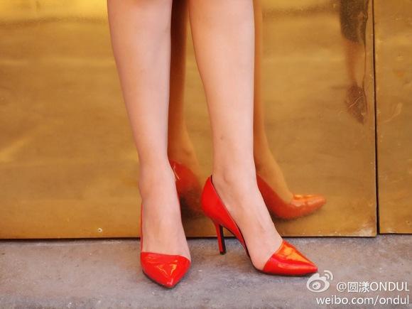 【ondul】穿高跟鞋如何走路