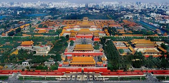 它作为我国古代宫殿建筑发展的集大成者图片
