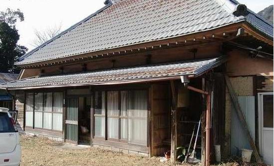传统的日本房子