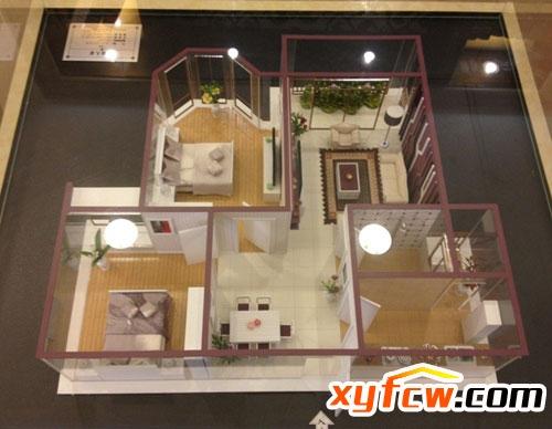 住宅小区,由电梯花园洋房、小高层组成,一、二期已经入住300高清图片