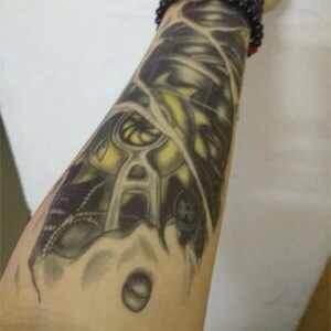 好看的纹身贴图片