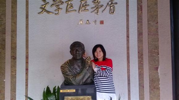荣誉.当今中国文学最高奖项之一一一茅盾文学奖就在乌镇落户高清图片