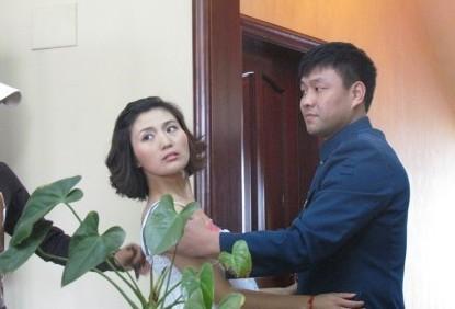 微电影《保镖》片花:王洪祥携美女主播亮相