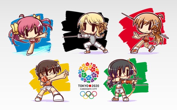 东京奥运会吉祥物是初音未来.这是真的吗.图片