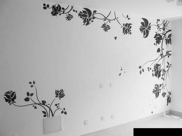 彩绘是一种艺术,也是一种别样的美,如果在用瓷砖难以表达你高清图片