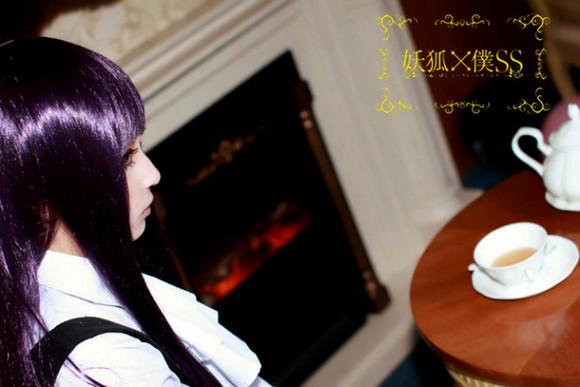妖狐x仆ss 凛凛蝶 双炽 cos吧 百度贴吧 高清图片