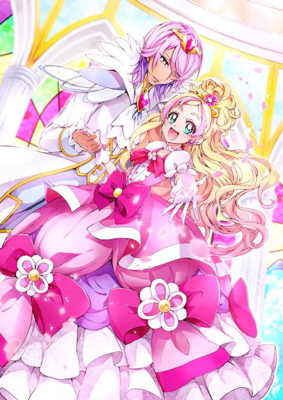 【稚代】公主与王子共舞