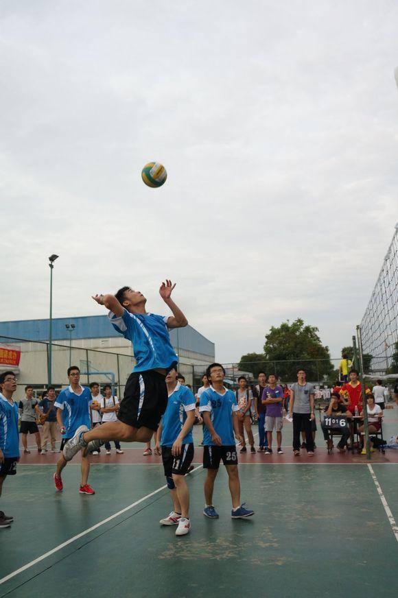 并且是一个找到温暖感的社团——北理珠排球协会.-北京理工大学珠