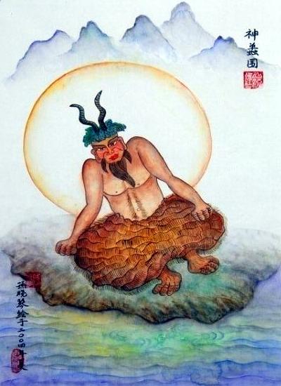 回复 中国神话异兽图鉴 精选超过100种 将夜吧