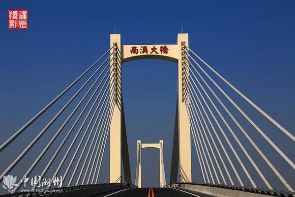 南澳大桥即将通车图片