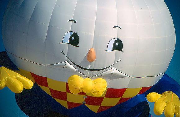 【云上时光】乘热气球飞过夏天图片