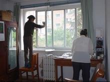 装潢后保洁、日常保洁、地毯沙发清洗、外墙清洗、广告牌清洗高清图片