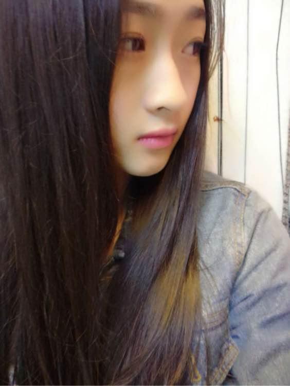 【美女如云】发个侧脸