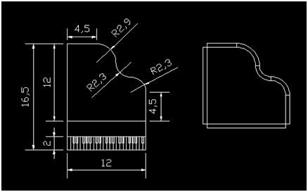 钢琴琴身尺寸也是提前设计好的图片
