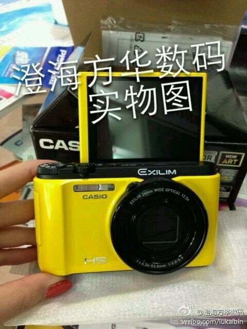 想转卖一台二手的相机 卡西欧的 效果可媲美自拍神器 重庆高清图片