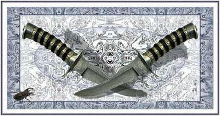 中的东方神器 中国古代十大名刀 名剑欣赏