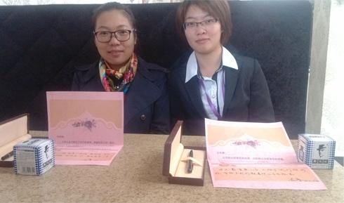 【北京金兰朵装饰】员工生日礼物发放图片