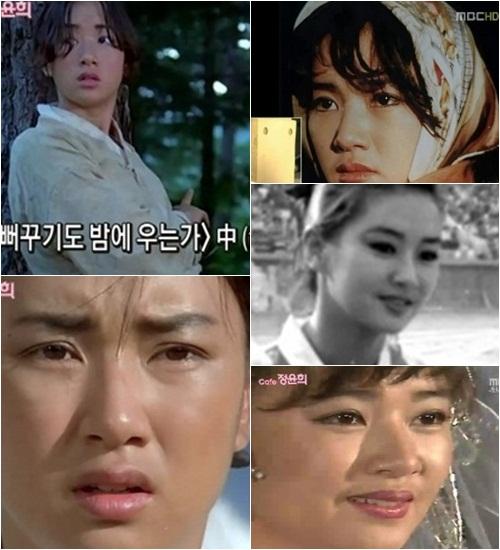 韩国电影史上最美女