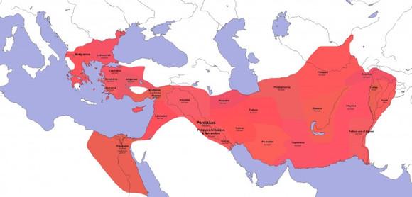 马其顿国王亚历山大对东方的征服始于前334年图片
