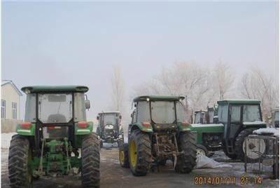 出售各种拖拉机,东风,迪尔,福田,久保田,纽荷兰,插秧机 拖拉高清图片