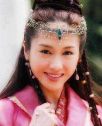 在多个论坛上讨论香港美丽的女星时