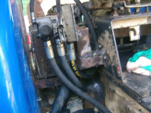 改装液压提升器_拖拉机吧图片