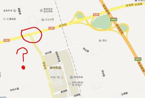 从枣庄去徐州东站铁