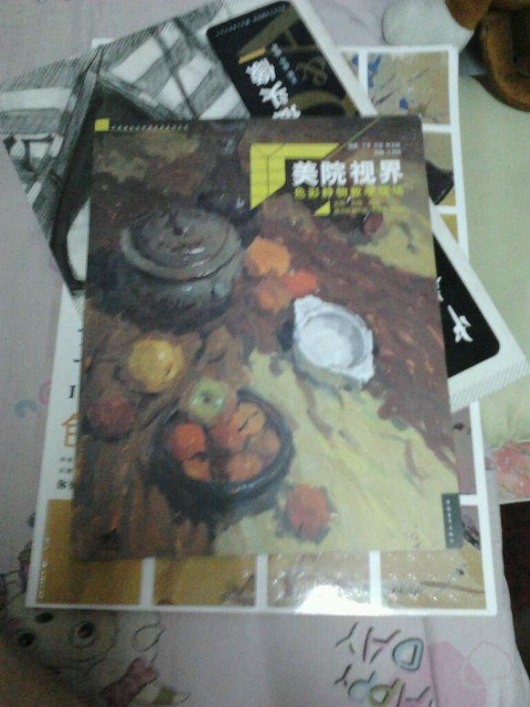 兜售有关美术的书图片