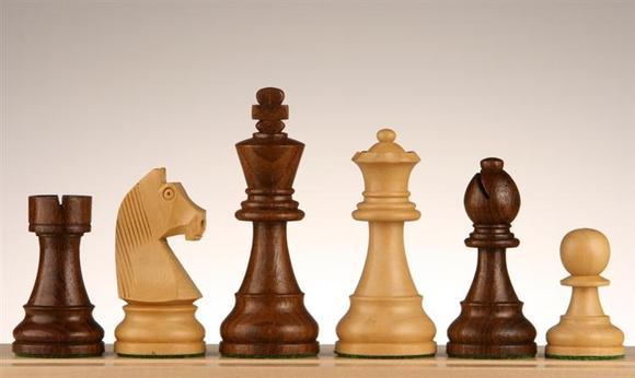 巴黎买的国际象棋,103欧元图片