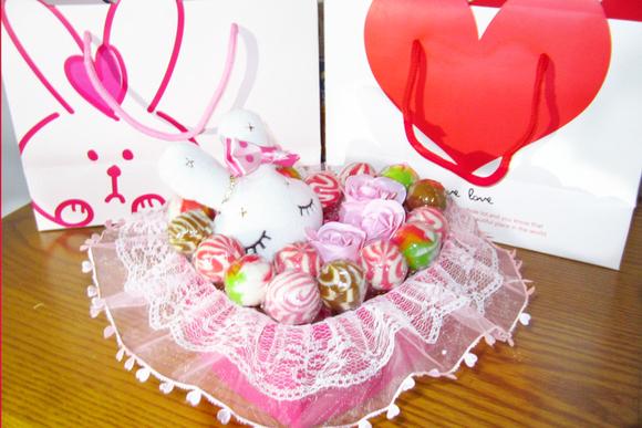 韩国手工水果糖果礼盒圣诞节生日礼物创意千纸鹤切图片